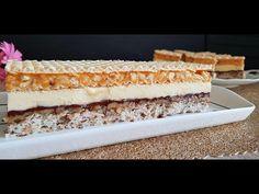 Krispie Treats, Rice Krispies, Food Cakes, Vanilla Cake, Cake Recipes, Diet, Desserts, Caramel, Youtube