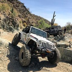 From: tyler_dentonracing - Good day wheelin some local Arizona trails in @broloney JK #dentonracing #jeep #mastmotorsports #kingshocks #currieenterprises #arizona #explore #whipplesuperchargers -  More Info:https://www.instagram.com/p/BhPc147lqn8/