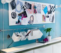 15 pomysłów na reling - Ty Tu Urządzisz Home Organization, Gallery Wall, Home Decor, Home Organisation, Interior Design, Home Interiors, Decoration Home, Interior Decorating, Home Improvement