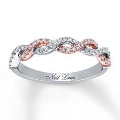 4acfd1057 Neil Lane Designs Ring 1/4 ct tw Diamonds 14K Two-Tone Gold. Neil LaneKay  JewelersAnniversary ...