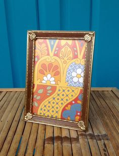 FREE SHIPPING..Vintage 5 x 7 Gold Metal Faux Bois Inlay Picture Frame-Faux Inlay Wood-Ornate Corner Brackets-Mid Century-Mancave-Wedding by ellansrelics02 on Etsy https://www.etsy.com/listing/504814002/free-shippingvintage-5-x-7-gold-metal