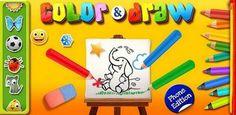 Color & Draw, dibujar y pintar en teléfonos Android