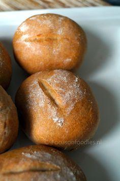Mini spelt broodjes | simoneskitchen.nl