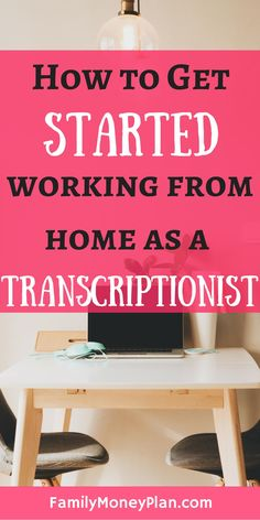 Learn How One Person Makes 6 Figures from Home   Make Money From Home   Learn to Become A Transcriptionist    Work from home