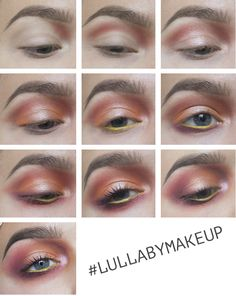 PICTORIAL – #LULLABYMAKEUP