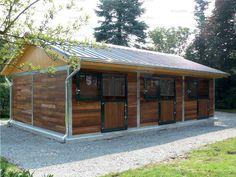New horse barn and new designs of front wall models by Röwer & Rüb   Röwer & Rüb
