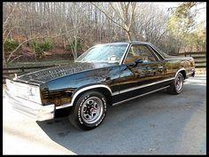 1985 Chevrolet El Camino Conquista, 305 4Bbl V8/TH350 auto