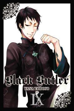 Black Butler Manga 09