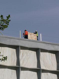 Beineke Library Roof Repair | Flickr - Photo Sharing!