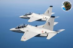 """M-346 of the Italian Air Force. The Alenia Aermacchi M-346 """"Master"""" is a dual-engine LIFT (Lead-In to Fighter Trainer) jet selected by Italy, Poland, Israel and Singapore for advanced pre-operative training, the latest stage of a fighter pilot training, w"""