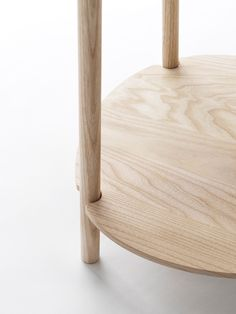 The refraction of light accounts for the irregular shape of the Lunaria table made for @dux_official @claessonkoivistorune #lunariatables #swedishdesign #scandinaviandesign #ashtables #occasionaltables Swedish Design, Scandinavian Design, Refraction Of Light, Accent Chairs, Armchair, Interior Design, Wood, Furniture, Tables