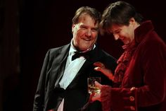 Peter Mattei and Bryn Terfel in Mozart's Don Giovanni