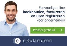 """e-Boekhouden.nl is een online boekhoudprogramma waarmee iedere ondernemer, accountant, vereniging of stichting een professionele administratie kan voeren. Kortom, iedereen die te maken krijgt met het voeren van een boekhouding, kan aan de slag met e-Boekhouden.nl! e-Boekhouden.nl biedt de beste kwaliteit voor de best concurrerende prijs en staat nooit stil. Starters boekhouden gedurende het eerste ondernemersjaar … """"E-Boekhouden"""" verder lezen"""
