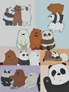 Terbaru Wallpaper Hp We Bare Bears