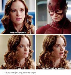 Snowbarry the flash Superhero Shows, Superhero Memes, O Flash, Flash Arrow, Supergirl Dc, Supergirl And Flash, Marvel Dc, Barry And Caitlin, The Flash Season 1