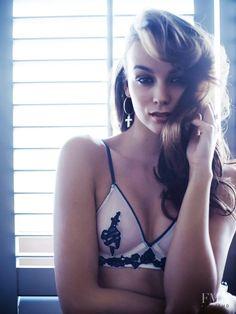 Photo of fashion model Paulina Krupinska - ID 457802   Models   The FMD #lovefmd