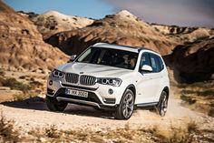 2014 BMW X3 White Wallpaper