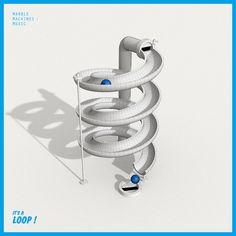 Marble Machines : Music - Julien Rivoire