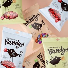 Birdie Kandy on Packaging of the World - Creative Package Design Gallery