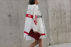 Does Street Style's Biggest New Trend Say It All?
