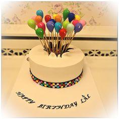 Burçin Birdane Butik Pasta Doğum Günü Pastaları