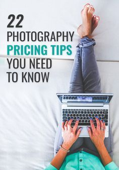 Photography pricing tips