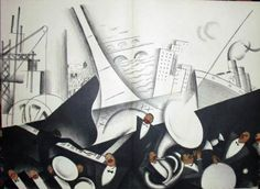 Le tumulte noir by Paul Colin, 1927