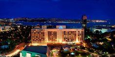 Hotel Hilton Istanbul Bosphorus - Istanbul #HotelDirect info: HotelDirect.com