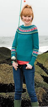 Ravelry: The Life Aquatic pattern by Serena Murphy