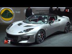 LOTUS EVORA 400 - SALONE DI GINEVRA 2015 - GENEVA MOTOR SHOW 2015