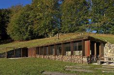 자연 형태를 훼손하지 않고 그대로 살려서 건축을 한 주택 - Daum 부동산 커뮤니티