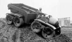 1932   Armstrong-Siddeley Pavesi 8x8   Radial Engine   Source