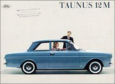 1964 Ford Taunus 12M