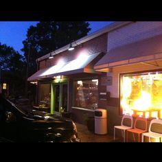 Market Restaurant, Downtown Raleigh