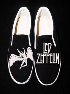 Led zeppelin shoes
