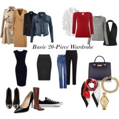 Core Wardrobe, Capsule Wardrobe Work, Minimal Wardrobe, Capsule Outfits, Classic Wardrobe, Fashion Capsule, Classic Outfits, Mode Outfits, Fashion Outfits