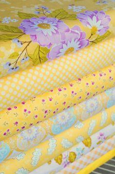 Manufacturer: Riley Blake Designs (C2641 White)  Designer: Cyndi Walker  Collection: Promenade  Print Name: Floral in White