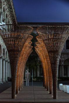 Nutrire la Terra , Milan, 2014 - Archea Associati