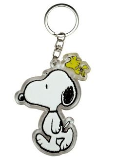 Clear Snoopy and Woodstock Key Chain - Snoopy Keychain by Peanuts, http://www.amazon.com/dp/B00ACB3GNK/ref=cm_sw_r_pi_dp_lUyesb0RR3BN5
