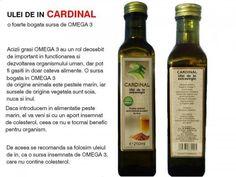 Uleiul de in are calitati deosebite, continand de doua ori mai multi acizi grasi Omega 3 decat uleiul de peste si un amestec de acizi esentiali Omega 3 si Omega 9                                                                               Ulei de in - sursa de vitamine si minerale Beneficiile consumului de ulei de se refera la: •protectie antioxidanta •prod.ro/produse/64/Ulei-presat-la-rece-de-In-OMEGA-3/ @uleinatural