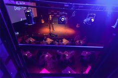 Vista desde cabina técnica Costa Nord #ComedyCostaNord     (Foto de Tomeu Canyellas de Sol Works )