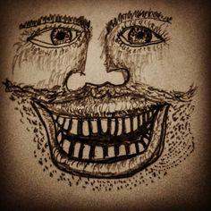 #upallnight #pencil #doodles #grieving #nogaininpain #dad #mask #needyou #ja Dads, Doodles, Pencil, Skull, Tattoos, Instagram Posts, Tatuajes, Tattoo, Fathers