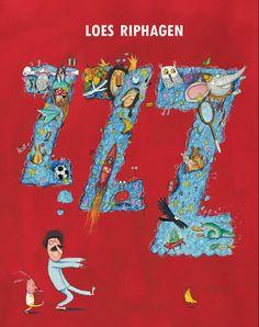 Zzz... - Loes Riphagen Prentenboek kinderboekenweek 2013