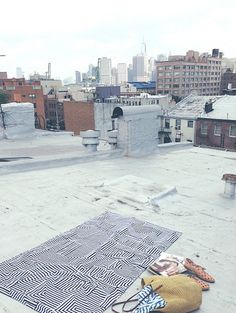 roof top tanning in nyc