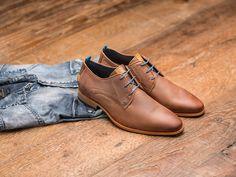 REHAB Greg Wall Cognac #rehabfootwear #neveroutofstyle #cognac #gregwall #uniqudetails #trendy #dressy #casual
