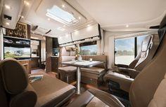 Luxus Reisemobil Concorde Charisma III