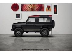 An African Defender for Africa. Click image for more! Defender 90, Land Rover Defender, Campaign Furniture, Range Rover Classic, Latest Cars, Car Videos, My Ride, Cool Cars, Dog Cat