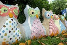 Owls Draught Excluder  
