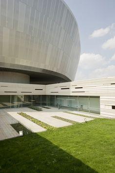 Call Center Querétaro / Estudio Lamela Arquitecto