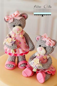 Mackovia Me To You Cake Blog, Teddy Bear, Aga, Cakes, Cake Makers, Kuchen, Teddy Bears, Cake, Pastries